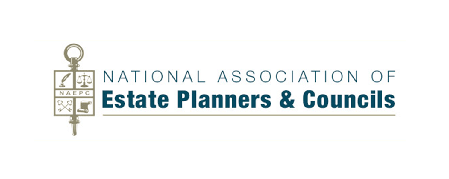 National Association of Estate Planners & Councils logo